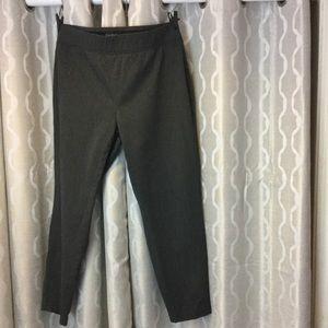 Charcoal Stretch Pants